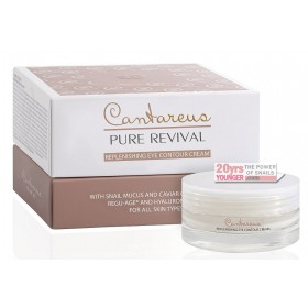 Maximum regenerating eye cream with Snail mucus and caviar concentrate and Regu-Age