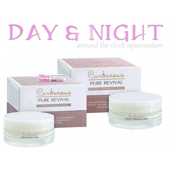 Day & Night Set - Day cream + Night cream