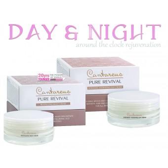 Day & Night Set - Day cream + Night cream