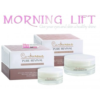 Morning Lift Set - Day cream + Eye contour cream